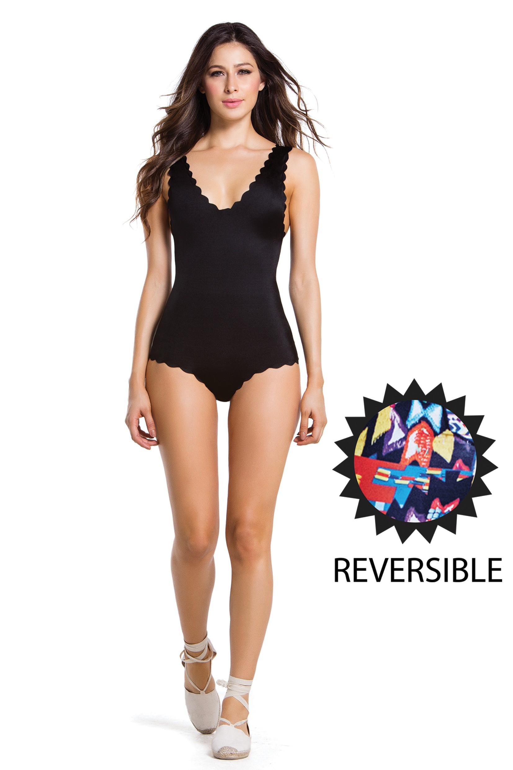 B. MAREA V.B. BLACK ONE PIECE