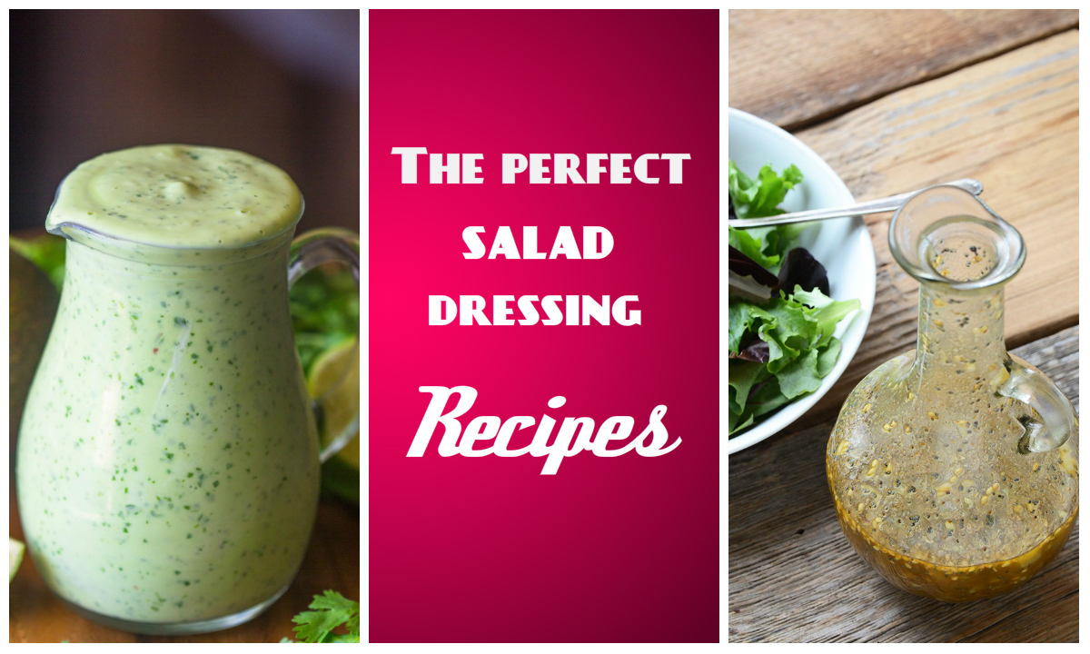 10 Vinaigrette Recipes for the Perfect Salad cover