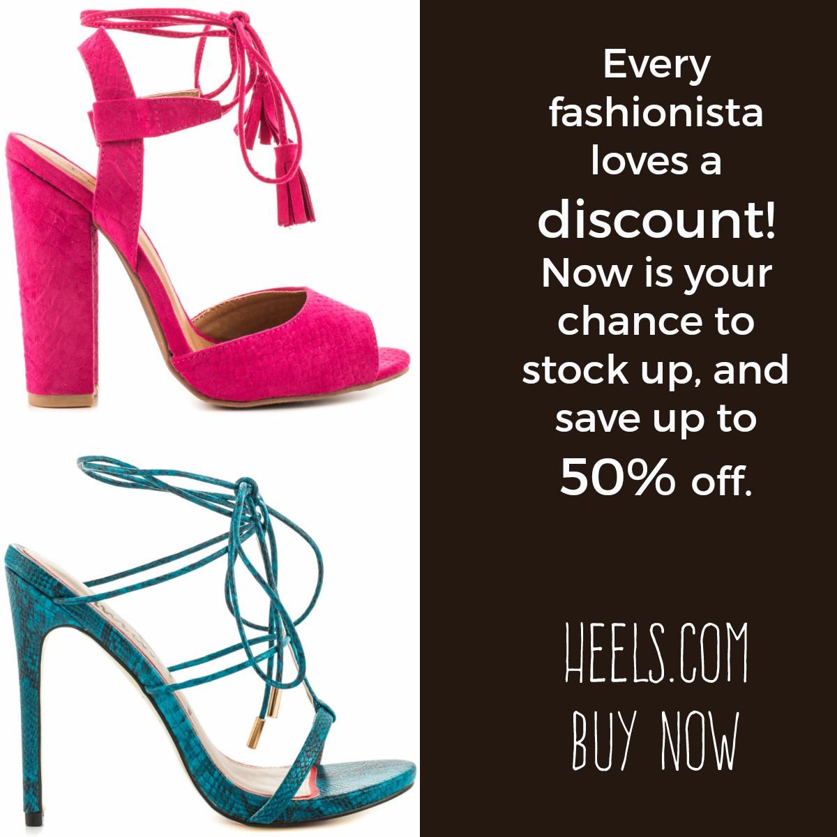 Heels.com Sale