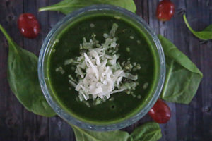 Green Caribbean Smoothie