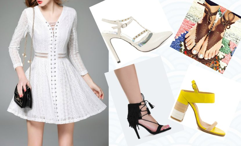 Style Inspiration: Rayon Midi Dress