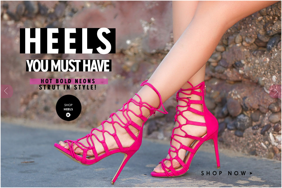 Ci Ci Hot Heels You Must Have
