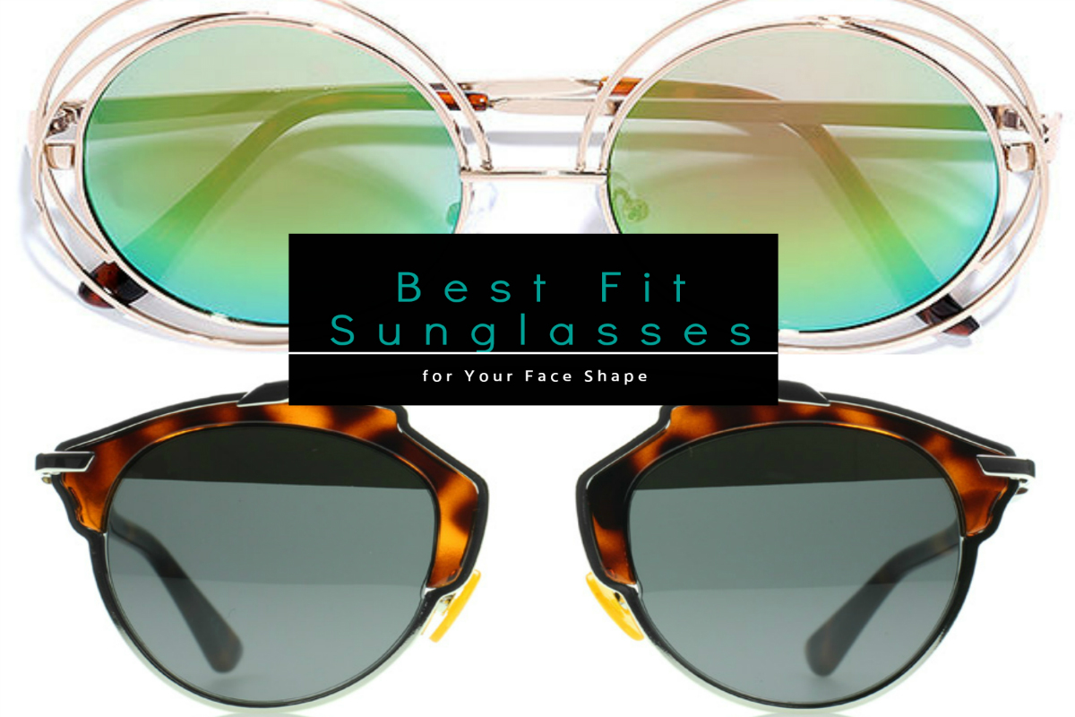 Best Fit Sunglasses for Your Face Shape