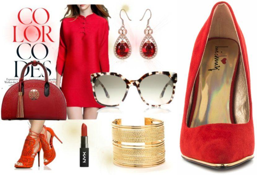 When in Doubt, Wear Red!